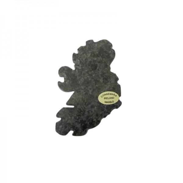 Irish Map Magnet - Connemara Marble