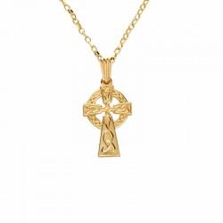 Irish Celtic Crosses & Holy Medals
