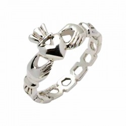Irish Claddagh Rings