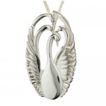 Children of Lir Pendant - Sterling Silver
