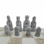 Irish Made Chess Set - Isle of Lewis