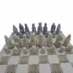 Irish Made Chess Set - Isle of Lewis  Occasions