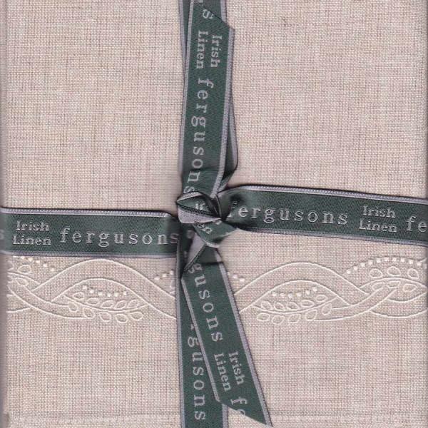 Luxury Irish Linen Tea Towel 2 Pack - Fergusons Irish Linen