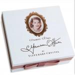 Claddagh Earrings - Maureen O Hara - Rose Gold Occasions
