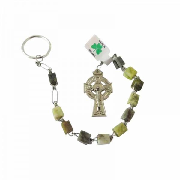 Connemara Marble Rosary - Single Decade Rosary - Paidrín Beag  Occasions