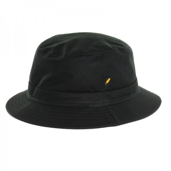 Crushable Hat - Green Wax