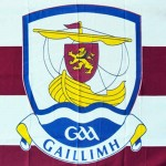 Galway GAA Flag 5ft x 3ft