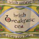 Irish Tea Bags - Breakfast Tea in Cannister